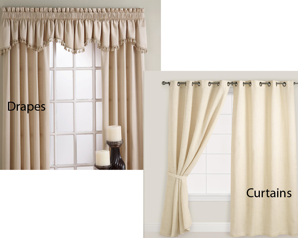 Drapes Vs Curtains Stunning Drapes Or Curtains Difference Decorating Inspiration Curtain
