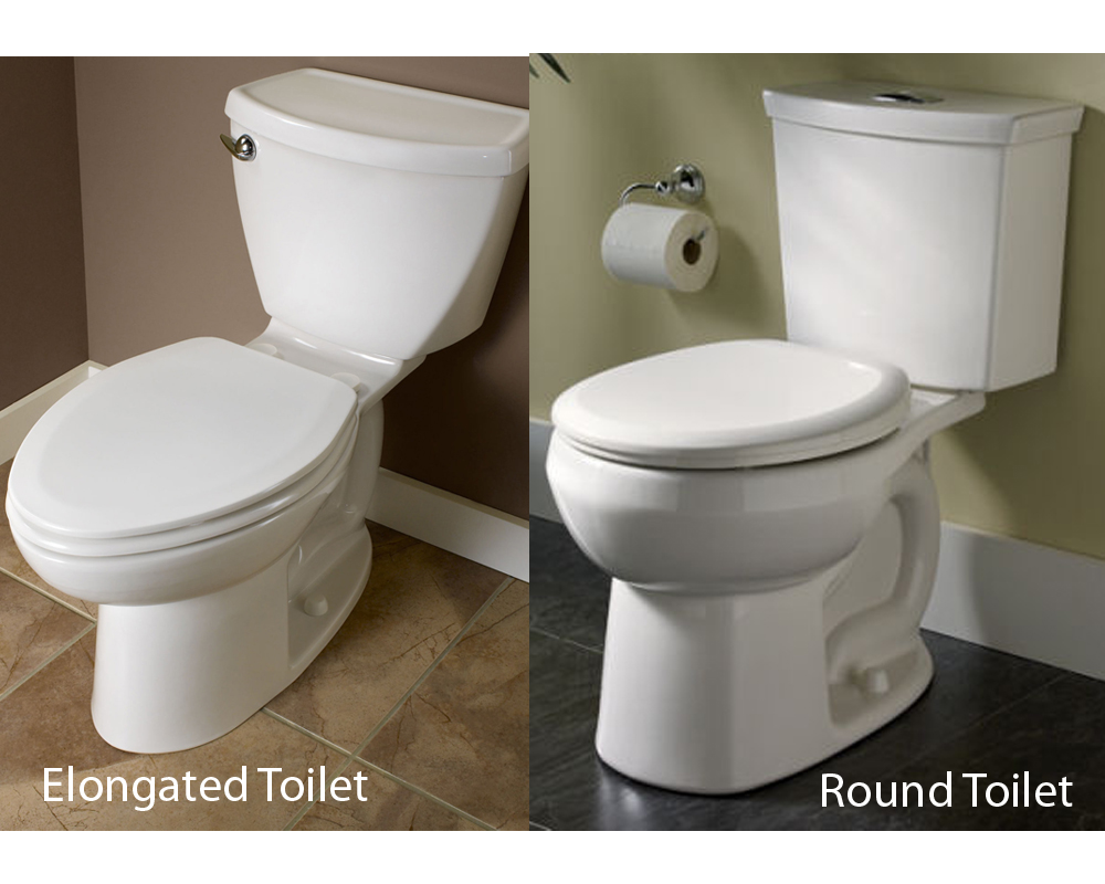 Elongated Vs Round Toilet In General Toilets Make The More Convenient Choice Especially For Main Bathrooms However Can Be A