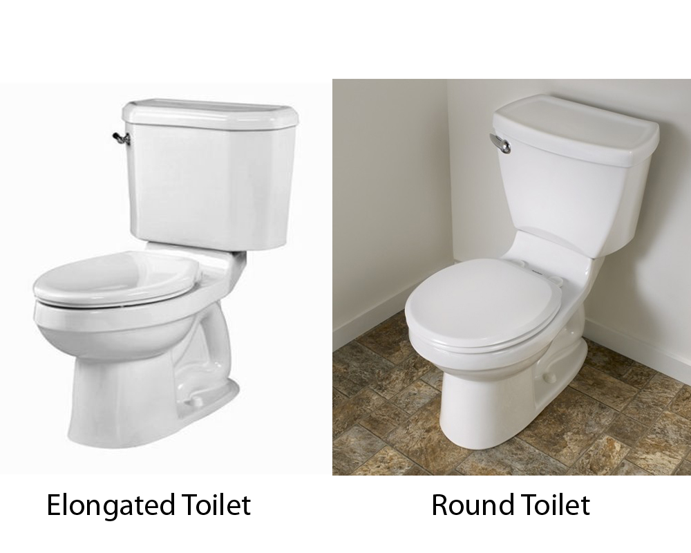 Kohler Toilet Round Vs Elongated Designs