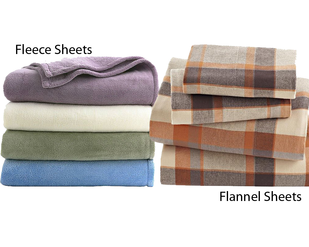 fleece vs flannel sheets. Black Bedroom Furniture Sets. Home Design Ideas