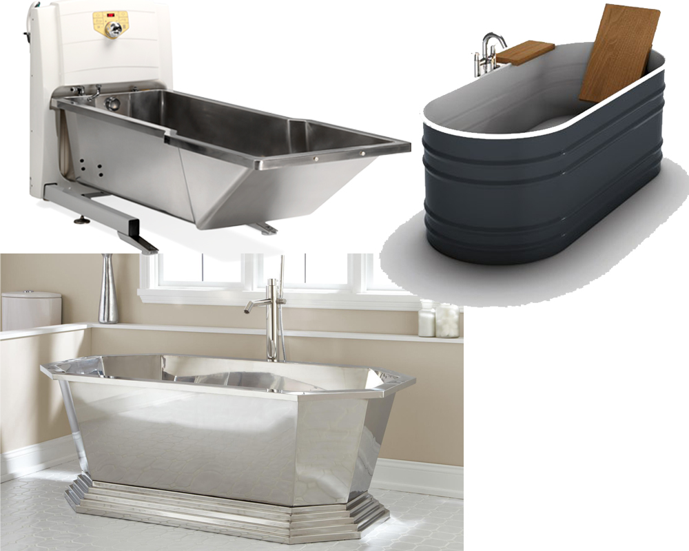 Steel vs acrylic bathtub for Steel bath vs acrylic