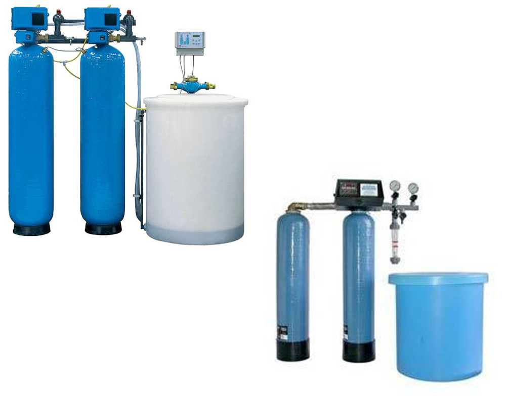 Water Softening System Vs Water Conditioners