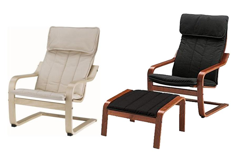 Charming Both Ikea Pello Chair And Poang Come Complete With The Cushions And Covers.  Since These Models Are Cushioned, They Are Generally Comfortable.