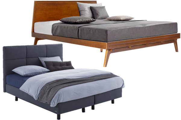 platform bed vs box spring. Black Bedroom Furniture Sets. Home Design Ideas