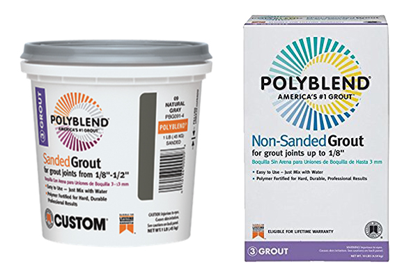 Sanded Grout Vs Unsanded Grout Homeverity Com