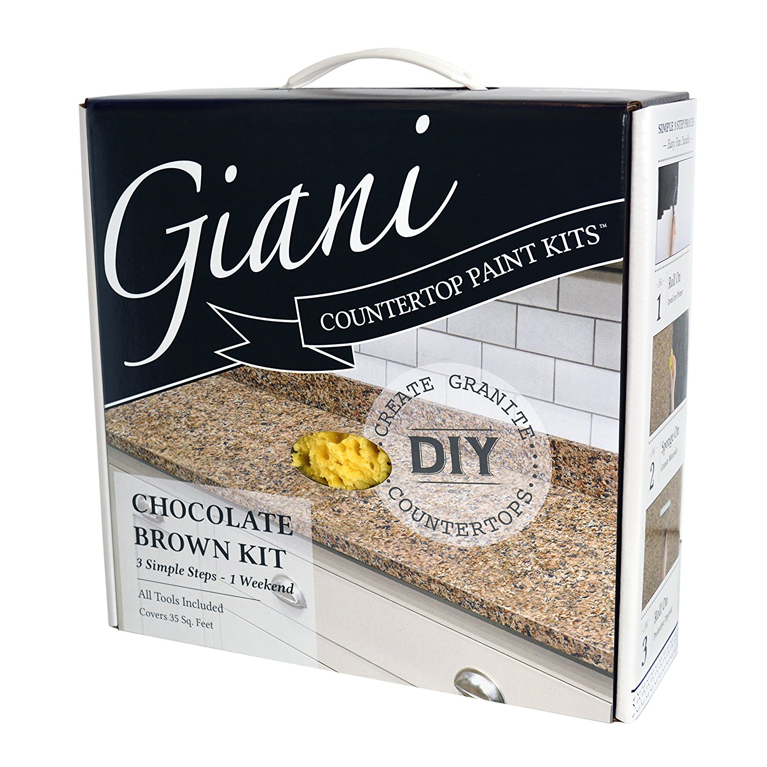 Giani Countertop Paint Review Making A Pleasing Look